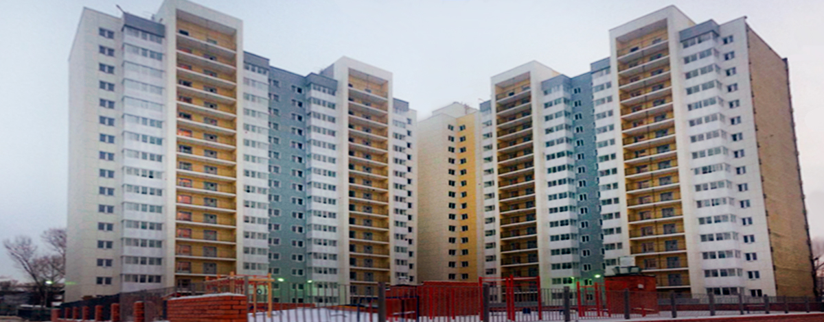 ЖК Гранд-Парк, 1 пусковой комплекс